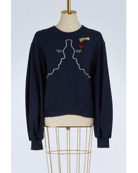 Vivetta - Andromeda Sweatshirt - Lyst