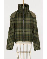JW Anderson - Wool Puffer Jacket - Lyst