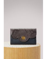 See By Chloé - Leather Polina Wallet - Lyst