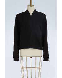 KENZO - Tiger Cotton Varsity Jacket - Lyst