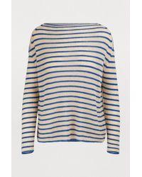 Forte Forte - Striped Cashmere Sweater - Lyst