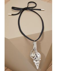 Maison Margiela - Shell Necklace - Lyst