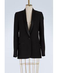 Maison Margiela - Wool Blazer Jacket - Lyst