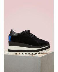 Stella McCartney - Sneak-elyse Platform Sneakers - Lyst