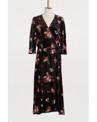 Forte Forte - Floral Print Dress - Lyst