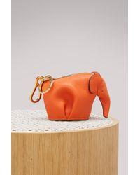 Loewe | Elephant Charm | Lyst