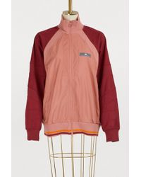 adidas By Stella McCartney - Zippered Training Jacket - Lyst