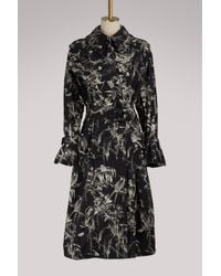 Alexander McQueen | Bird Trench Coat | Lyst