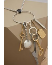 Maison Margiela - Pendant Long Necklaces - Lyst