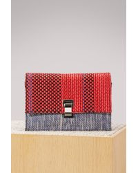 Proenza Schouler | Small Woven Lunch Bag | Lyst