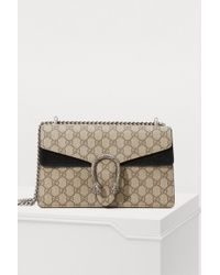 Gucci - Dionysus Gg Supreme Shoulder Bag - Lyst
