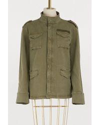 Anine Bing - Army Jacket - Lyst