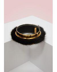 Marni - Bracelet In Mink - Lyst