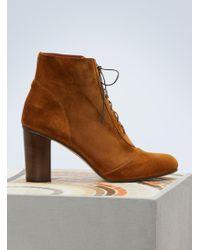 Michel Vivien - Vita Ankle Boots - Lyst