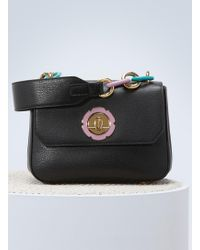 Ferragamo | Lexi Pm Shoulder Bag | Lyst