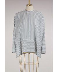 Loro Piana - Emily Silk Shirt - Lyst