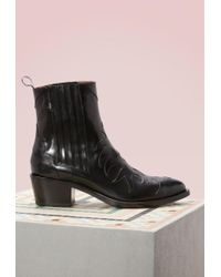 Sartore - Flaming Boots - Lyst