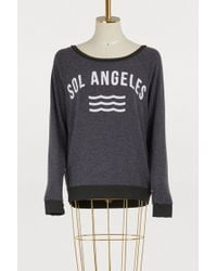 Sol Angeles - Waves Sweater - Lyst