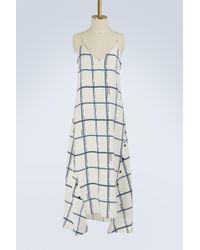 Gauchère - Lilly Silk Dress - Lyst