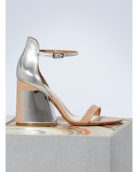 Maison Margiela - High-heeled Sandals - Lyst