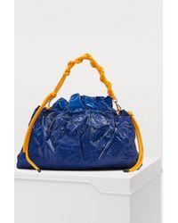 Dries Van Noten - Handbag With A Cord Strap - Lyst