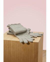 Rick Owens - Alpaca Long Gloves - Lyst