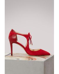 Jimmy Choo - Vanessa 85 Court Shoes - Lyst