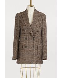 Officine Generale - Manon Virgin Wool Jacket - Lyst