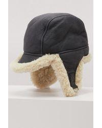 Isabel Marant - Fur Airy Hat - Lyst