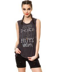 Volcom The Metal Hippy Tank - Lyst