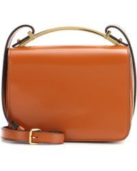 Marni Leather Mini Shoulder Bag 76