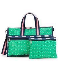 Lesportsac Medium Weekender Bag - Lyst
