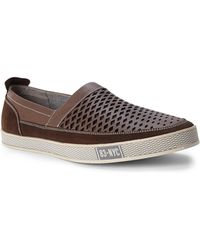 Kenneth Cole Reaction Brown Bikker Shoes - Lyst