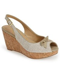 Trotters 'Allie' Wedge Sandal - Lyst