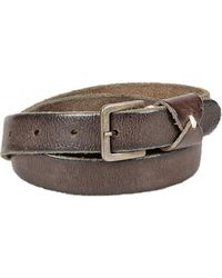 Pomandere Leather Belt - Lyst