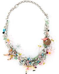 Night Market 'Bambi' Necklace - Lyst