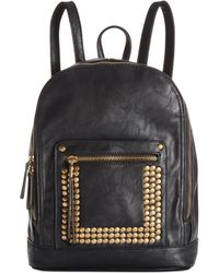 Big Buddha Becky Studded Backpack - Lyst
