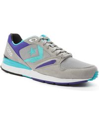 Converse Cons Wave Racer Trainers gray - Lyst