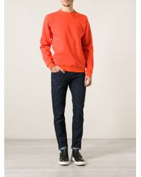 Christopher Kane Bright Sweatshirt - Lyst