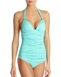 Elizabeth Hurley Beach One-Piece Marilyn Swimsuit - Lyst