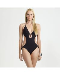 Ralph Lauren Collection - Allegra Monokini - Lyst