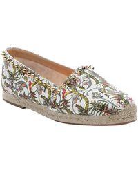 buy replica shoes - Shop Women's Christian Louboutin Espadrilles | Lyst