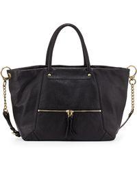 orYANY | Jocelyn East-west Leather Shoulder Bag | Lyst