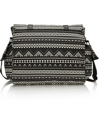 Forever 21 - Tribal Print Messenger Bag - Lyst