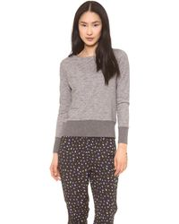 Madewell Backdrop Sweatshirt - Lyst