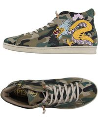 P13 - High-tops & Trainers - Lyst