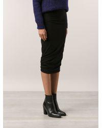 Urban Zen Twisted Tube Skirt - Lyst