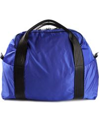 Silent - Damir Doma Contrast Handle Holdall - Lyst
