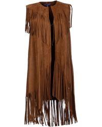 Ralph Lauren Collection Fulllength Jacket - Lyst