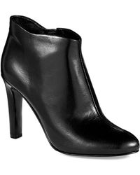 Nine West Cozie Ankle Boots - Lyst